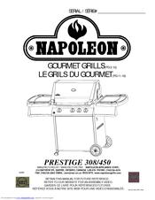 Napoleon Prestige 308 Manuals