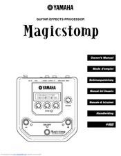 MAGICSTOMP MANUAL PDF