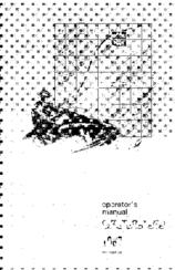 Bombardier Skandic 503 1987 Manuals
