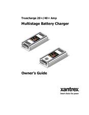 Xantrex Truecharge 40+ Amp Manuals