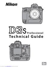 Nikon D3S Manuals