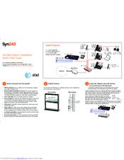 At&t Syn248 SB35031 Manuals