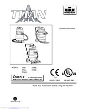 Windsor T716 Manuals