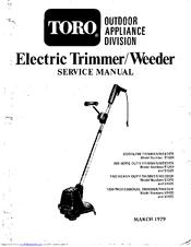 Toro 51325 Manuals