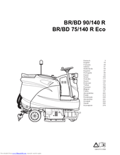 Karcher BR 140 R Eco Manuals