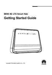 Huawei B890 Manuals