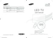 Samsung 500 series 5 Manuals