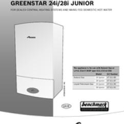 Worcester Bosch 24i System Boiler Wiring Diagram Freightliner Chassis Greenstar Great Installation Of 28i Junior Manuals Manual