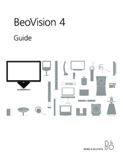 Bang & Olufsen BeoVision 4 Manuals