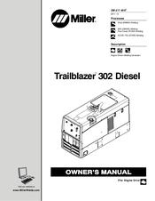 Miller Trailblazer 302 Diesel Manuals