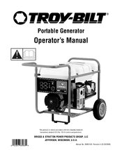 Briggs & Stratton 5000 Watt Manuals