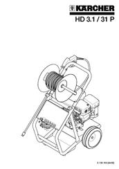 Karcher HD 3.1 / 31 P Manuals