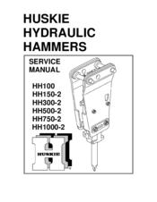 Huskie Tools HH500-2 Manuals