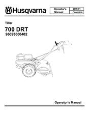 Husqvarna 700DRT Manuals