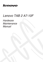 Lenovo ideapad 310-15IKB Manuals