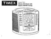 Timex T600 Manuals