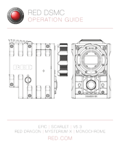 Red dragon Manuals
