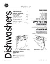 Ge PDT 750-760 Series Manuals