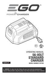 Ego CH2100 Manuals