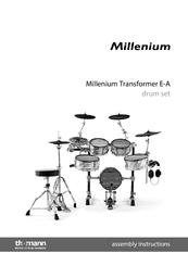 Thomann Millenium Transformer E-A Manuals