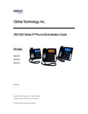 Obihai OBi1062 Manuals