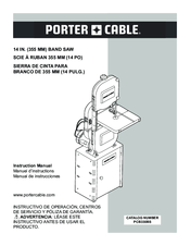Porter Cable Pcb330bs Manual