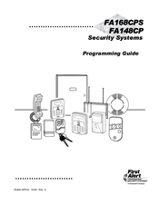 First Alert FA168CPS Manuals
