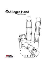 Simlab Allegro Hand Manuals