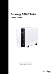 Synology DS107 Manuals