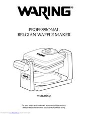 Waring WMK200 Manuals