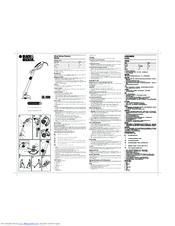 Black & Decker GL300 Manuals