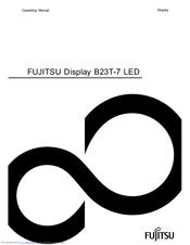 Fujitsu B24W-7 Manuals