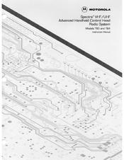 Motorola Spectra T83 Manuals