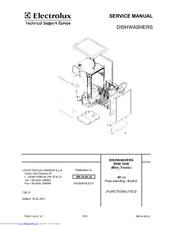 Electrolux EDW 1000 Manuals
