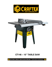 Craftex Table Saw Ct073