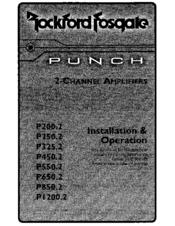 rockford fosgate punch p200 2 wiring diagram 2006 honda accord headlight manuals operation manual