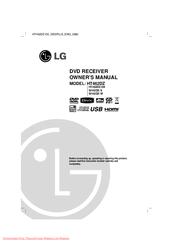 Lg SH42DZ-W Manuals