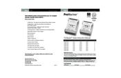 Promariner ProNautic 2430P Manuals