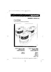 Honeywell HCM-6011WM Manuals