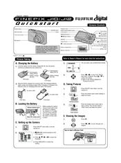 Fujifilm FinePix J10 Manuals