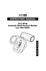 Relion HEM-780REL Manuals