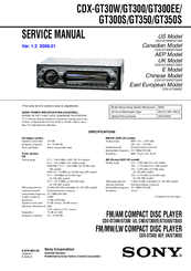 sony drive s wiring diagram 2001 toyota corolla cdx gt300 : 37 images - diagrams | bayanpartner.co