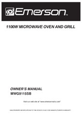 Emerson MW1612B Manuals