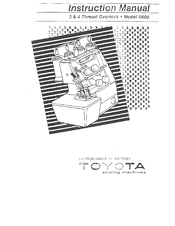 Toyota 6600 Manuals