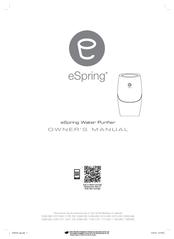 Espring Water Purifier Manuals