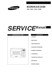 Samsung CK95 Manuals