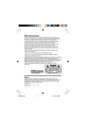 Rca RP3753 Manuals