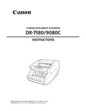 Canon ImageFormula DR-9080C Manuals