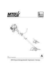 Mtd 790 AST Prime & Pull Manuals