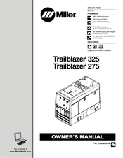 Miller Trailblazer 325 Manuals